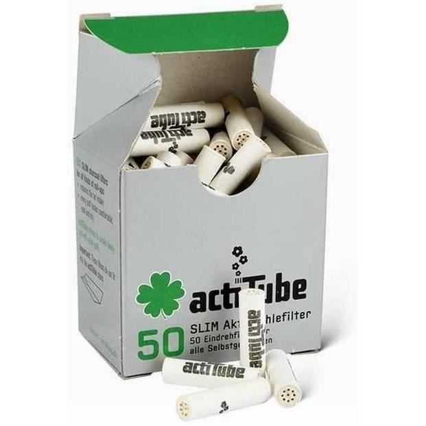 actiTube 50 Filtre à Charbon Actif pour Le Tourner.