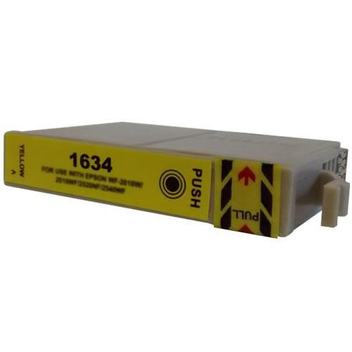 T1631 - T1632 - T1633 - T1634 Pack de 4 Cartouches d encre compatible Stylo plume Pour EPSON WorkForce WF2750