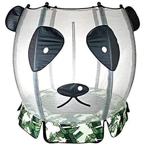 Accessoires de trampoline LuoMei Panda Adultes Trampoline Pour Enfants avec Filet de S&eacutecurité Trampoline Pour Enfan232