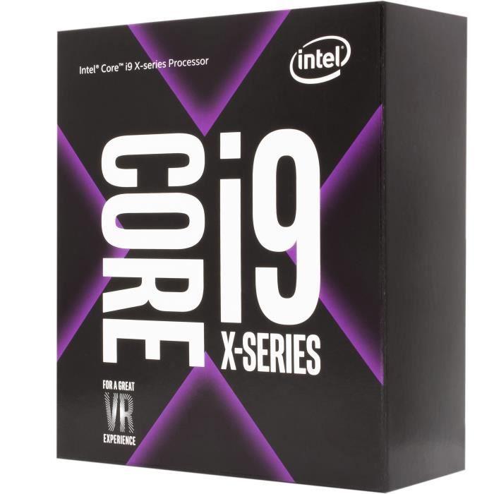 Intel Core i9 9940X, Intel Core i9 9xxx, 3,3 Ghz, Lga 2066, Pc, 14 nm, i9 9940X