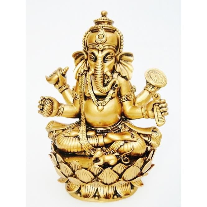 statuette ganesh divinit bouddhiste feng shui. Black Bedroom Furniture Sets. Home Design Ideas