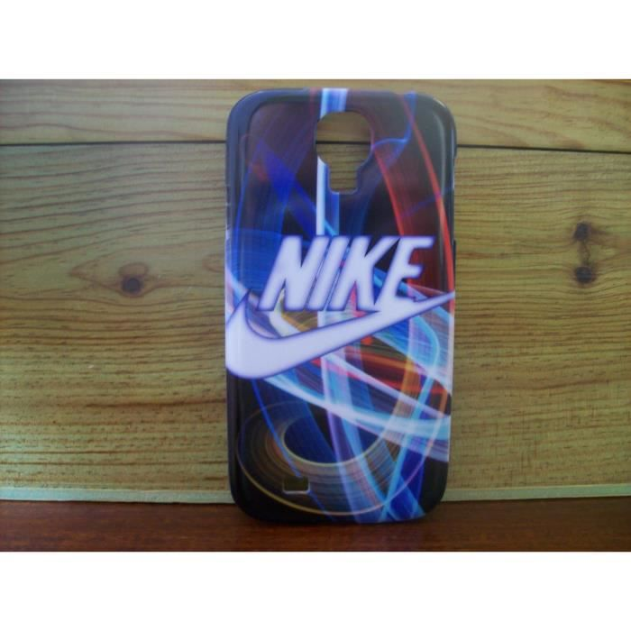 coque nike samsung galaxy s4 neuf achat coque bumper. Black Bedroom Furniture Sets. Home Design Ideas