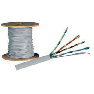 Touret de cable cat5e utp multibrin 1000m achat vente c ble fil gaine cdiscount - Touret de cable ...