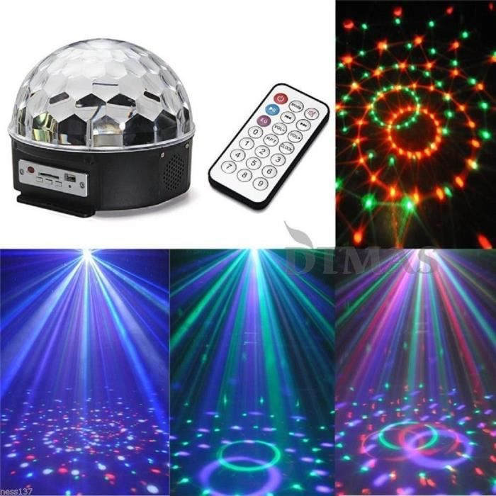 Projecteur laser sphere telecommande usb mp3 musiq for Projecteur laser prix