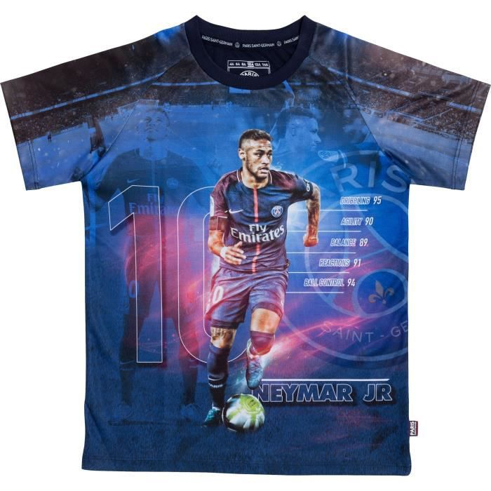 4bb43fd570ee4 Maillot PSG - NEYMAR Jr - Collection officielle PARIS SAINT GERMAIN ...
