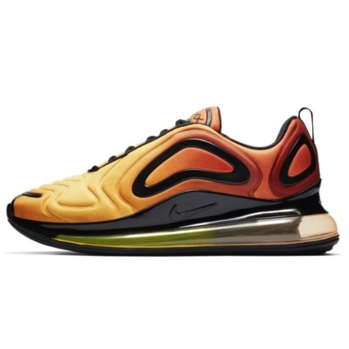 nike homme chaussures orange