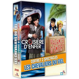 dvd les chevaliers du fiel achat vente dvd et coffret. Black Bedroom Furniture Sets. Home Design Ideas