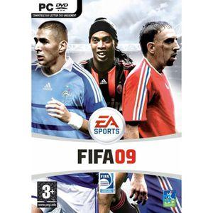 JEU PC FIFA 09 / JEU PC DVD-ROM