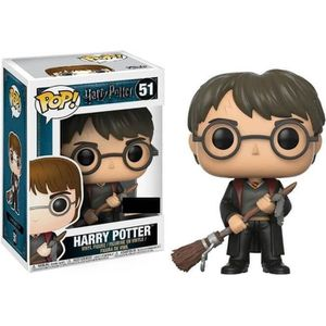 FIGURINE - PERSONNAGE Figurine Funko Pop! Harry Potter: Harry Potter ave