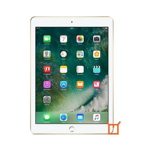 TABLETTE TACTILE iPad 9.7 (2017) Wi-Fi + Cellular 32GB Or