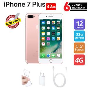 SMARTPHONE RECOND. Apple iPhone 7 Plus 32GO Rose Or Smartphone - Reco