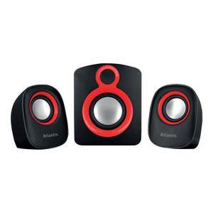 ENCEINTES ORDINATEUR Atlantis Land Linea Premium Soundmaster 900 Systèm