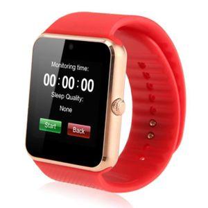 MONTRE CONNECTÉE GT08 Bluetooth Smart Phone Watch OKCSC Montres Tél