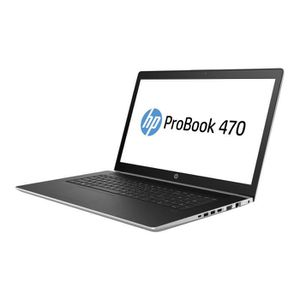 "Top achat PC Portable HP Ordinateur Portable - ProBook 470 G5 - Écran 43,9 cm (17,3"") - Core i5 i5-8250U - 8 Go RAM - 1 To HDD - Argenté - Windows 10 pas cher"