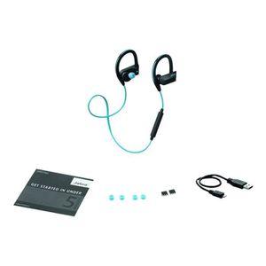 CASQUE - ÉCOUTEURS Jabra Sport Pace Écouteurs avec micro intra-auricu