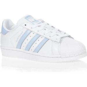 Adidas superstar bleu - Cdiscount