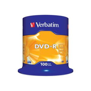 CD - DVD VIERGE VERBATIM - 43549