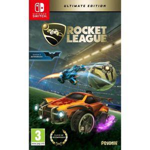 JEU NINTENDO SWITCH Rocket League Ultimate Edition Jeu Nintendo Switch
