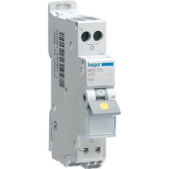 Disjoncteur Hager 32a modulaire