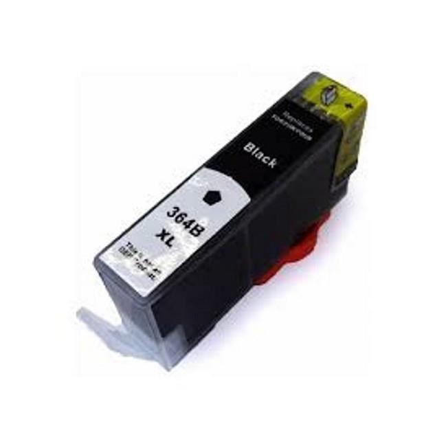 HP Photosmart Wireless B109E - Cartouche d Encre Noir Compatible version XL HP364BK