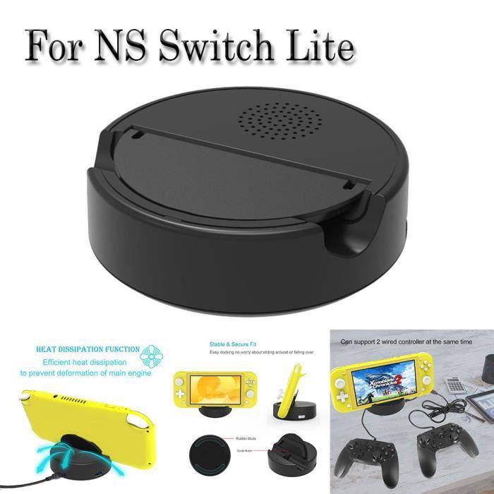 Refroidisseur de support de stockage de support de support de base de station de charge pour NS Switch Lite @ouniondo 257