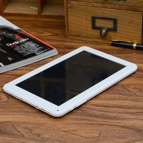 tablette tactile 9 pouces Tablet A33 Quad Core Tablet PC Android 4.4 512Go RAM 8GB HDMI double caméra C90 A90X PC Enfant adulte