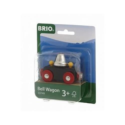 BRIO World - 33749 - Wagon Cloche