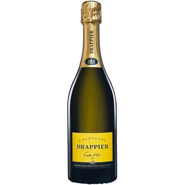 6x Drappier Carte d'Or - Champagne AOC