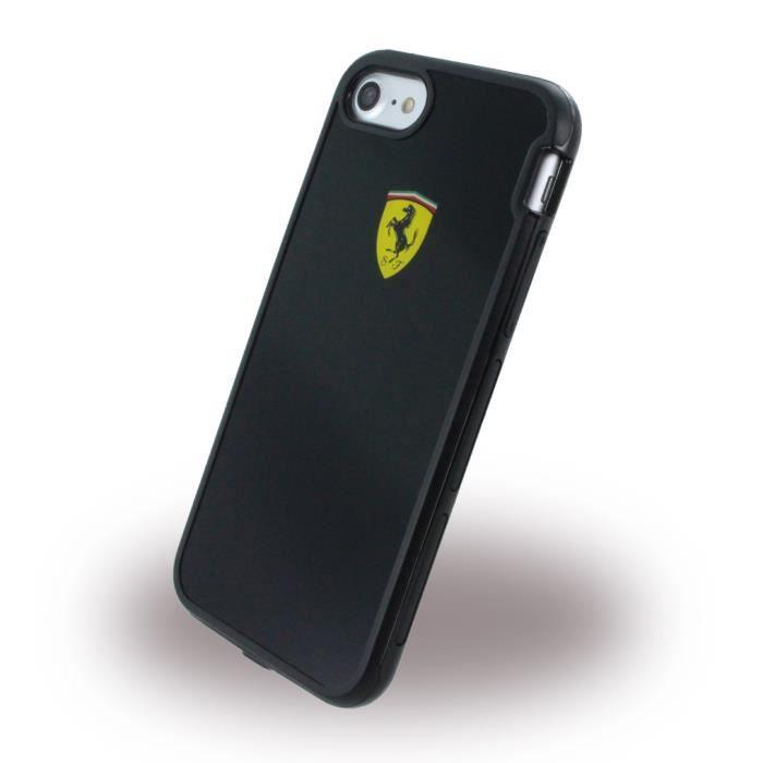 Ferrari - Racing Shockproof FEHCP7BK3 - Phone Cover - Apple iPhone 7