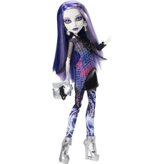 Monster High - Spectra Vondergeist + journal