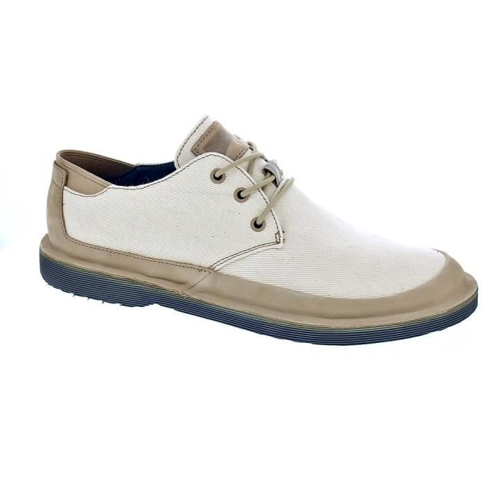 Chaussures à lacets - Camper Morrys Homme Beige
