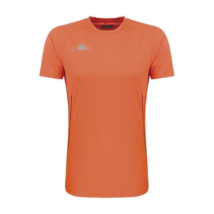 Enfant - Maillot Running Fanio Orange 6Y