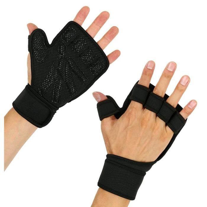 Gants de sport Gants de fitness Gants de Musculation pour Hommes & Femmes-Taille XL