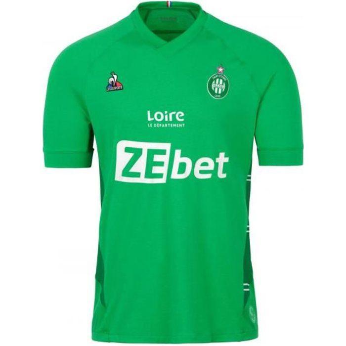 Maillot de Foot AS Saints Etienne l'ASSE Domicile 2021-2022