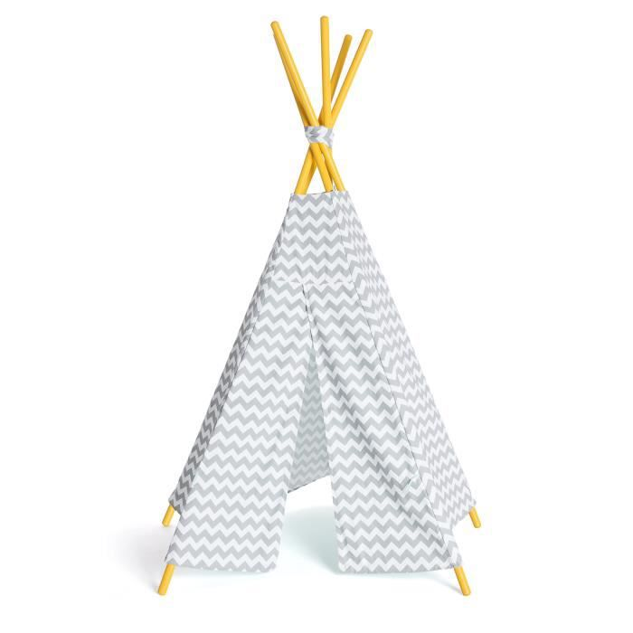 notre super tipi tepee tente enfant ecolo chambre ou. Black Bedroom Furniture Sets. Home Design Ideas
