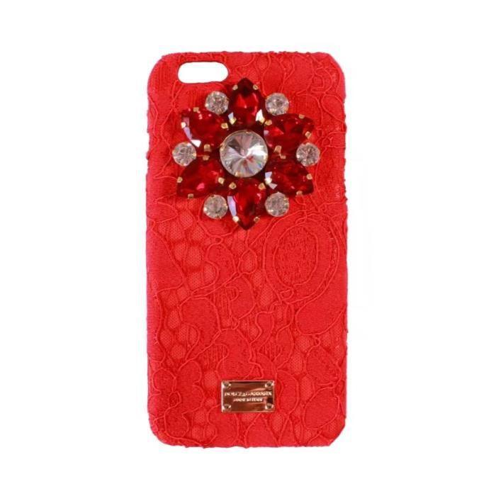 coque iphone 6s rouge conception d artisanat vint