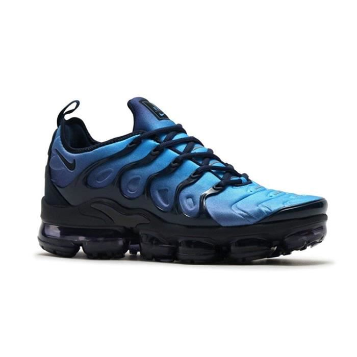 nike air vapormax plus bleu