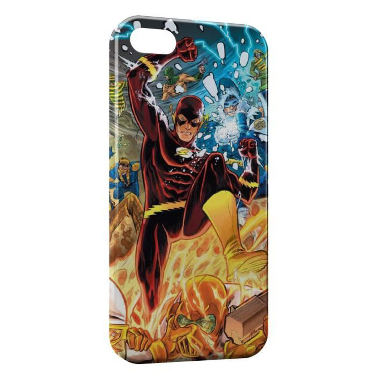 coque avengers iphone 7