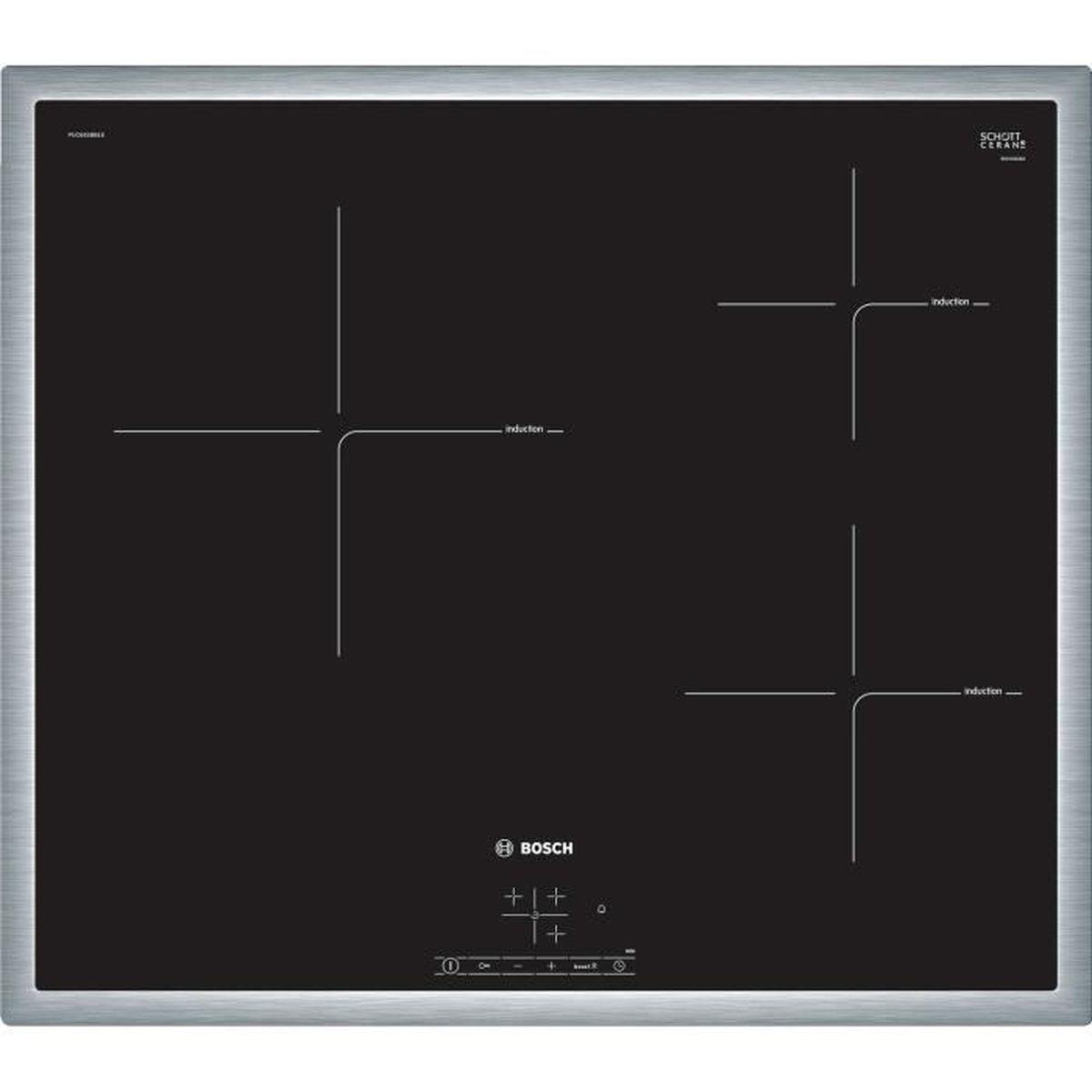 Achat Plaque Induction Pas Cher plaques induction puc 645 bb 1 e