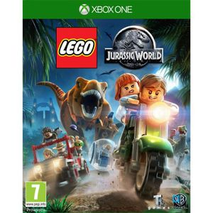 JEUX XBOX ONE LEGO Jurassic World Jeu XBOX One
