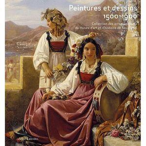 LIVRES BEAUX-ARTS Peintures et dessins 1500-1900