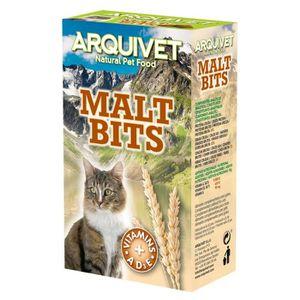 CROQUETTES Friandise Chat - Morceaux au malte 40 g