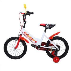 TRICYCLE Ridgeyard 16 Pouces Vélo Enfant étude d'apprentiss