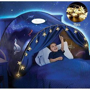 TENTE DE LIT Tente de Rêve Tente de Lit Enfants Tente Playhouse