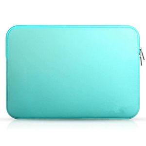 HOUSSE PC PORTABLE Zipper Laptop Bag Housse de protection pour ordina