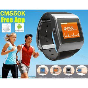 BRACELET D'ACTIVITÉ La pression artérielle montre Smart Watch IOS et A