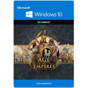 JEU PC À TÉLÉCHARGER Age of Empires: Definitive Edition Jeu PC à téléch