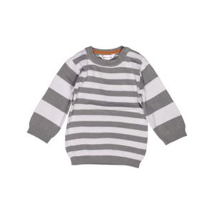 Pull bébé garçon KIABI 12 mois gris hiver vêtement bébé