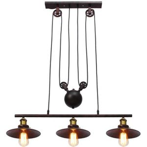 suspension luminaire rouille achat vente suspension luminaire rouille pas cher cdiscount. Black Bedroom Furniture Sets. Home Design Ideas