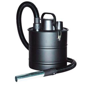 PELLE À CENDRE Aspirateur de cendres électriques 18 L 1000 W noir